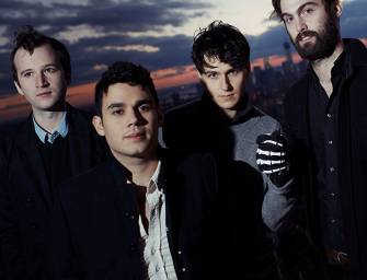 Vampire Weekend no Coliseu dos Recreios