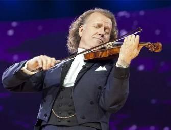 André Rieu com 6 concertos em Portugal