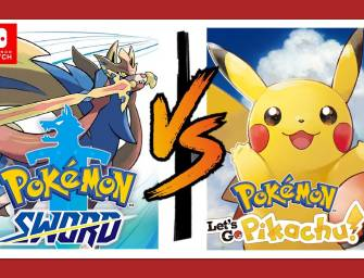 Pokémon Sword and Shield VS Pokémon Let's Go | Análise DUPLA | Switch