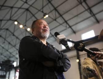 Ai Weiwei em Lisboa