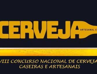 VIII Concurso Nacional de Cervejas Caseiras e Artesanais