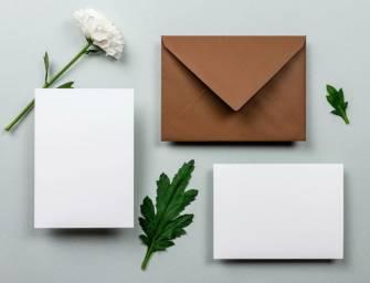 Envelopes personalizados e as suas vantagens