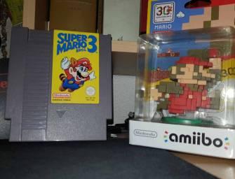 Super Mario e a minha vida