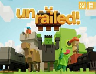 Unrailed | Análise | Nintendo Switch