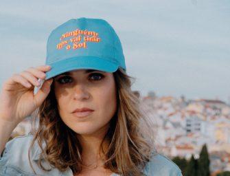 Joana Espadinha anuncia novo disco e concerto na Casa do Capitão